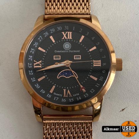 Constatin Durmont 123035 herenhorloge | Nette staat