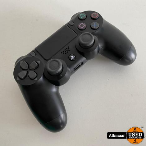 Sony Playstation 4 V2 Controller zwart   Nette staat!