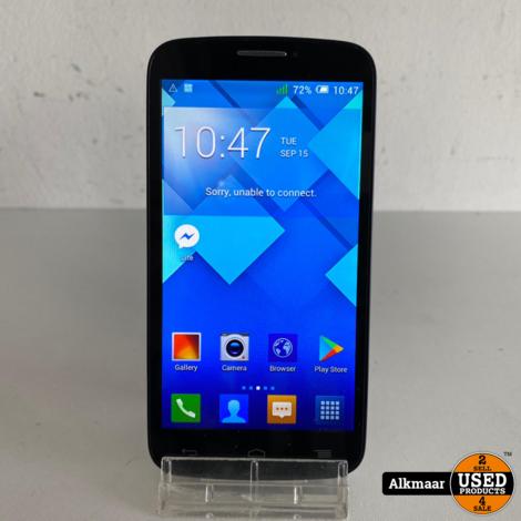 Alcatel Onetouch Pop C7 2GB zwart 3G | Nette staat