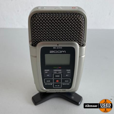 H2 Handy recorder Zoom | Compleet in doos