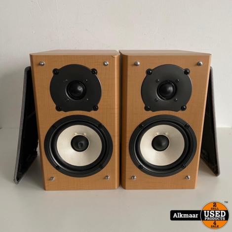 Onkyo d-s7fx Boekeplank speakers | Gebruikt