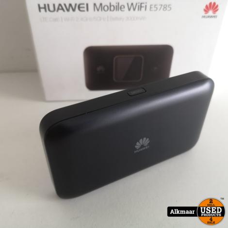 Huawei Mobile Wifi E5785 Hotspot module | Zo goed als nieuw!