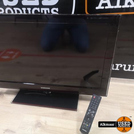 Samsung LE32C550J1W 32 Inch Full-HD TV + afstandsbediening