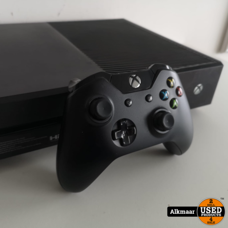 Microsoft Xbox One 500GB + Controller | Nette staat