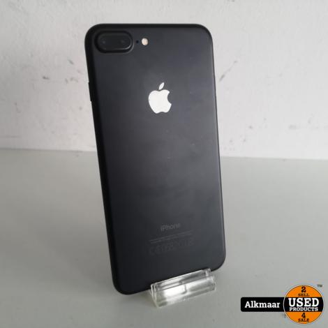 Apple iPhone 7 Plus 32GB Zwart | Nette staat!
