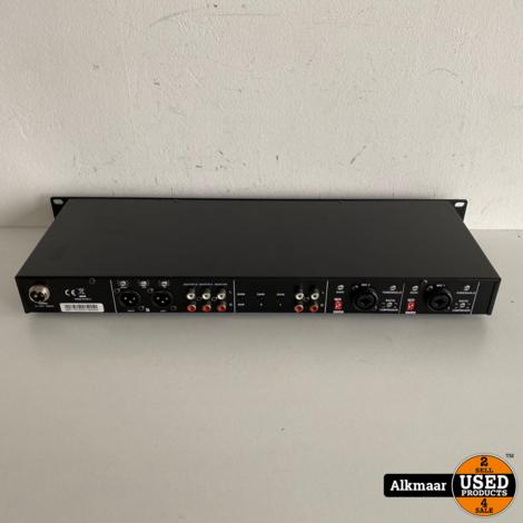 DAP Compact 6.2 6-kanaals mixer/USB speler | nette staat