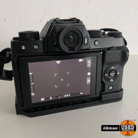 Fujifilm X-T100 body systeemcamera | Compleet in doos