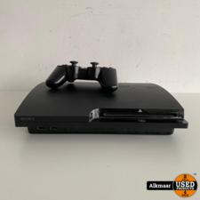 Sony Sony Playstation 3 Slim 250GB Zwart + controller