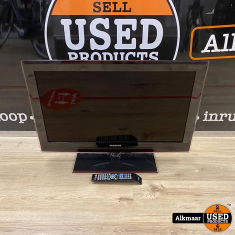 Samsung UE32B600VP 32 inch tv + afstandsbediening