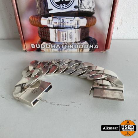 Buddha To Buddha Lucas Armband | 155Gr | In doos