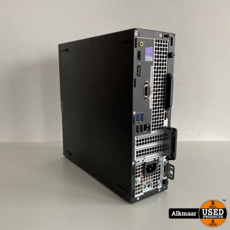 Dell Optiplex 3040 Desktop | 128GB | Nette staat