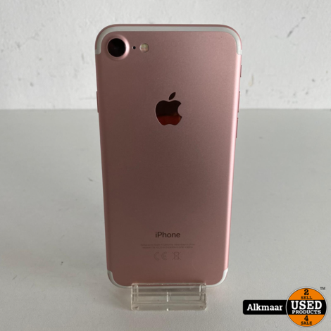 Apple iPhone 7 32GB Rose | Nette staat