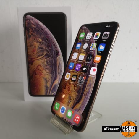 Apple iPhone Xs Max 64GB Goud | Nette Staat
