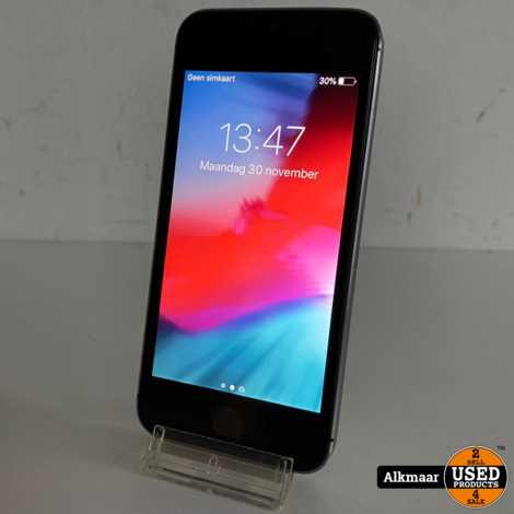 Apple iPhone 5S 32GB Space Grey | Nette staat