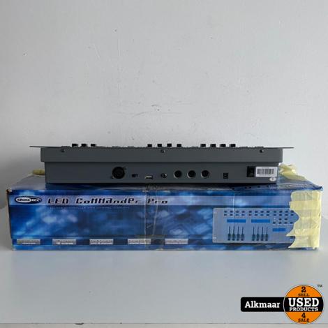 Showtec LED Commander Pro DMX controller | In doos