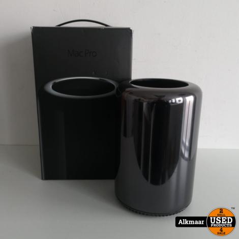 Apple Mac Pro Late 2013 | 32GB | 1TB SSD | AMD FirePro | Nette staat