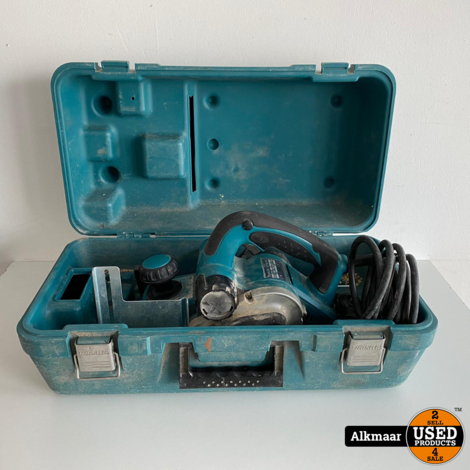 Makita KP0810C Schaafmachine | Gebruikt
