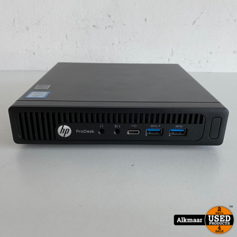 HP Prodesk 600 G2 | Core i5 | 4GB | 256SSD