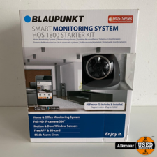 Blaupunkt Smart Monitoring system HOS 1800 | NIEUW in doos