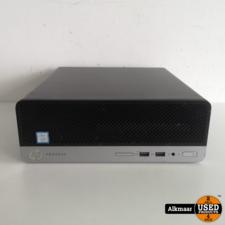 hp HP Prodesk 400 G4 SFF Business PC   i3   Gebruikt