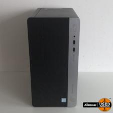 hp HP Prodesk 400 G5 MT Desktop   i3   256GB   Gebruikt