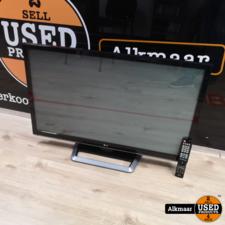LG LG 42PM4700 42 inch Plasma 3D TV + afstandsbediening