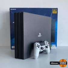 Sony Sony Playstation 4 Pro 1TB + controller | Compleet in doos