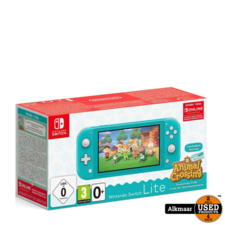 Nintendo Nintendo Switch Lite + Animal Crossing | NIEUW in doos!