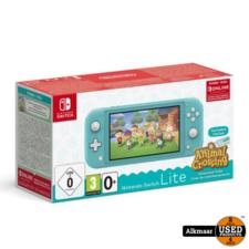 Nintendo Nintendo Switch Lite + Animal Crossing   NIEUW IN DOOS!