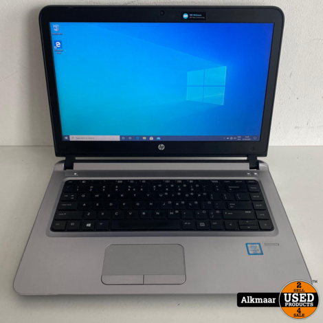 HP Probook 440 G3   Core i5   8GB   256SSD   nette staat