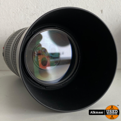 Canon Zoomlens 75-300mm 1:4-5.6 III | Incl opberghoes