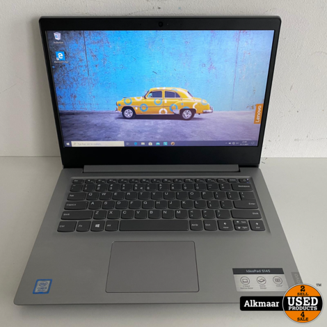 Lenovo iDeapad S145-14IWL 14 inch full-Hd laptop | i3 8e gen