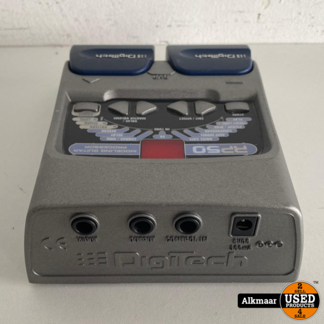 Digitech RP50 effectenpedaal   Nette staat