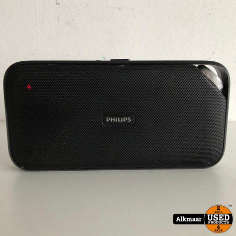 Philips BT3500B/00 bluetoothspeaker   Gebruikt