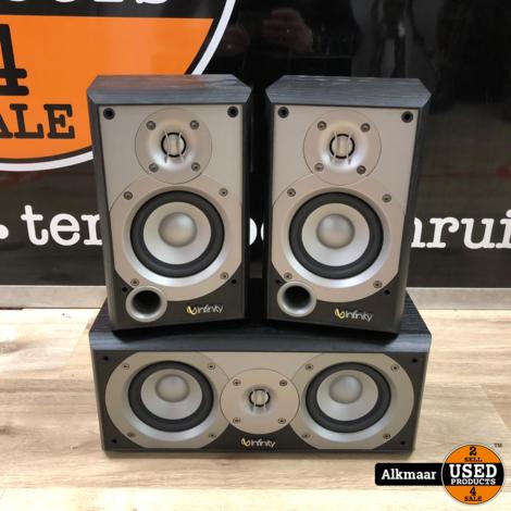 Infinity Primus PS-8 5.1 speakerset   Nette staat