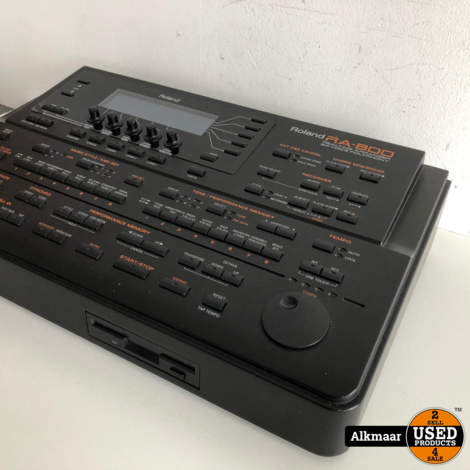 Roland RA-800 Real Time Arranger   Nette staat