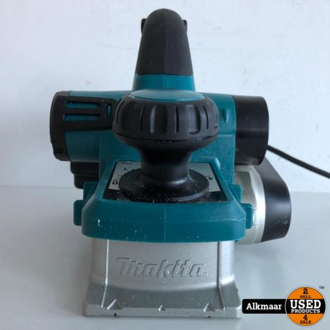 Makita KP0810 schaafmachine | Nieuwstaat