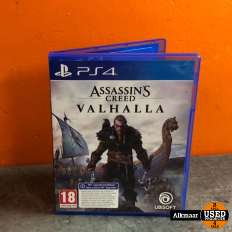 Assassin's Creed Valhalla | PS4