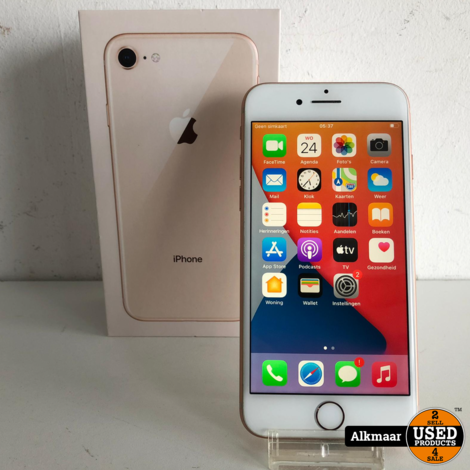 Apple iPhone 8 64Gb Rose Gold | nette staat