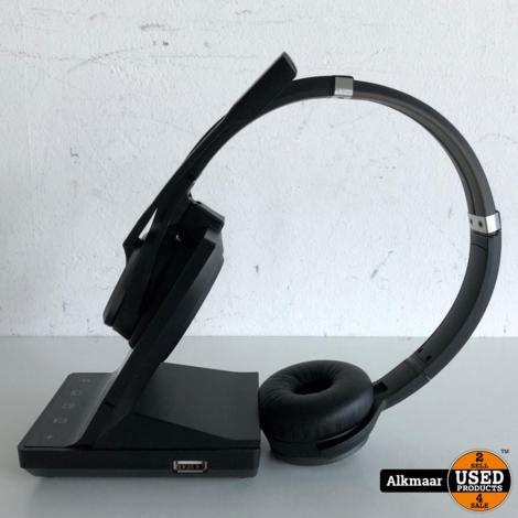 Sennheiser IMPACT SDW 5065 headset   Nette staat