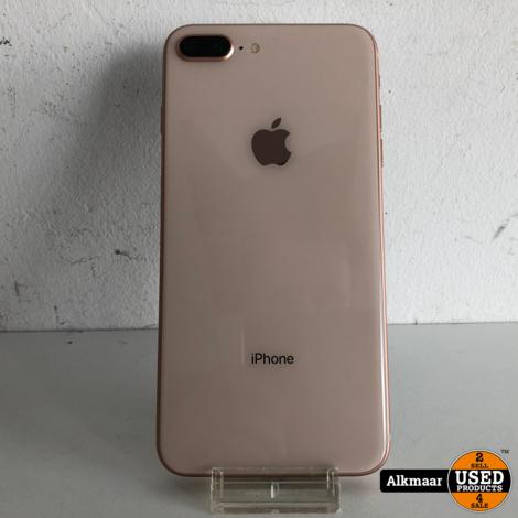 Apple iPhone 8 Plus 256GB Gold | Zeer nette staat