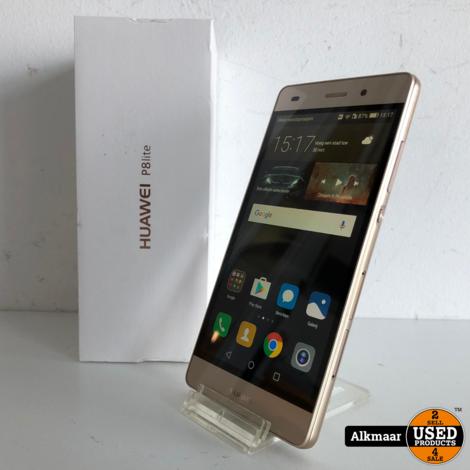 Huawei P8 Lite 16GB Gold | Compleet in doos