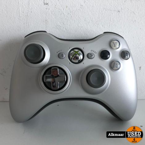 Xbox 360 controller zilver | Nette staat
