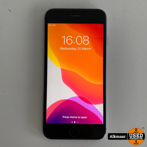 Apple iPhone 6S 32GB Space Grey | Nette staat!