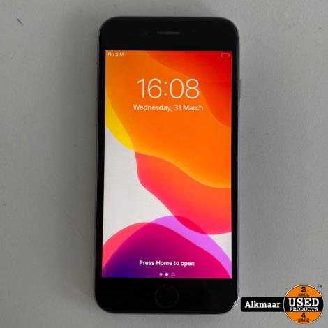 Apple iPhone 6S 32GB Space Grey | Nette staat!