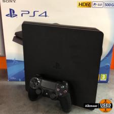 Sony Sony Playstation 4 slim 500GB + controller | Zeer nette staat in doos
