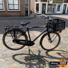 Gazelle Gazelle Heavy Duty NL Transporter herenfiets | Nette staat!