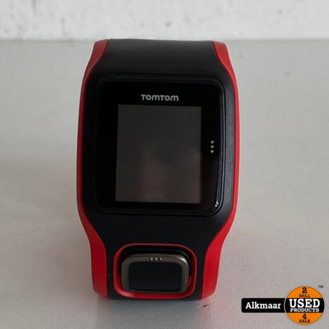 TomTom Runner Cardio smartwatch | Nette staat