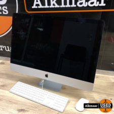 Apple Apple iMac 27 inch 2013   i5   16GB   3TB HDD   zeer netjes