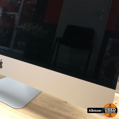 Apple iMac 27 inch 2013   i5   16GB   3TB HDD   zeer netjes